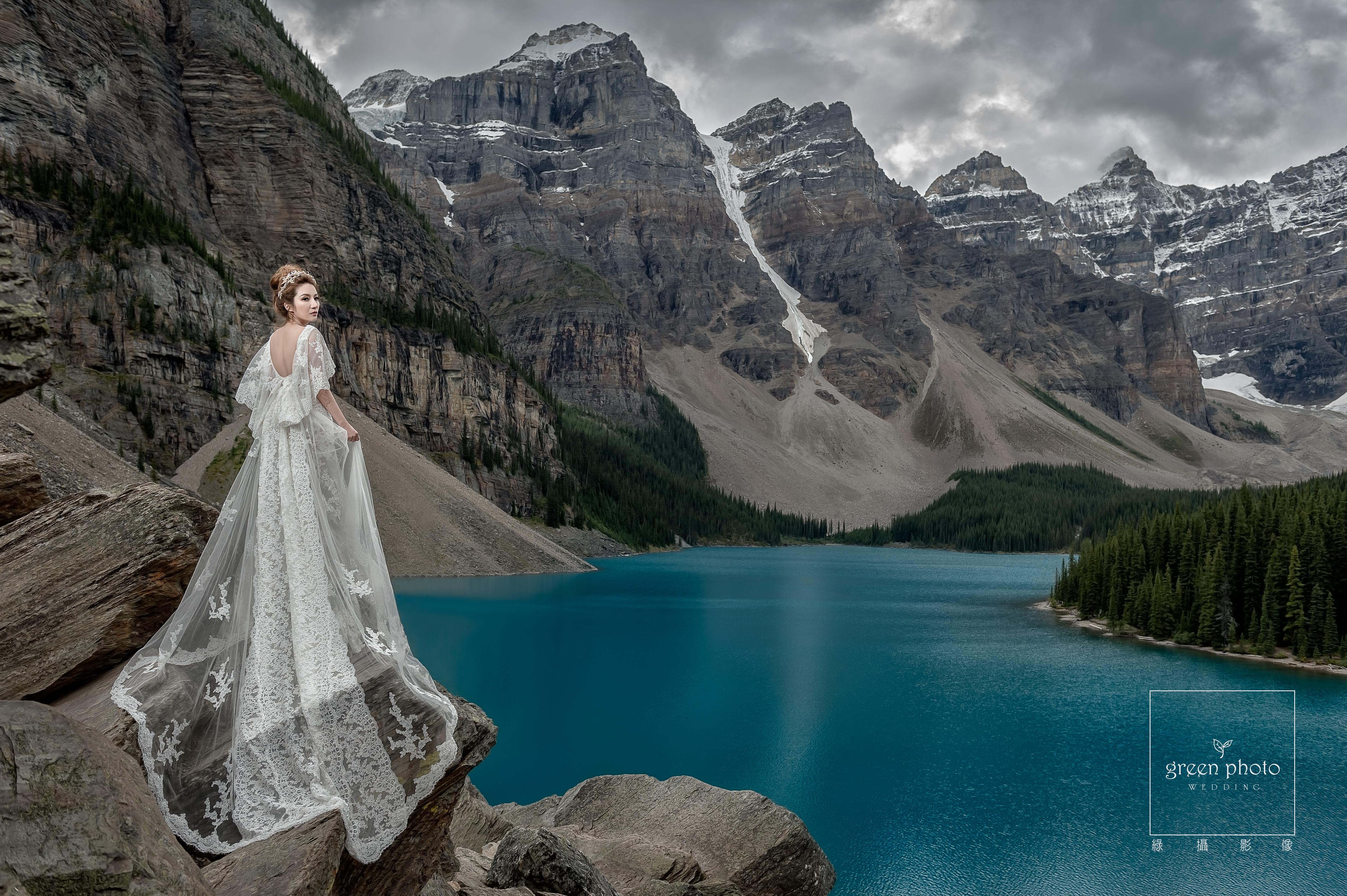 綠攝影像,武少,海外婚紗,加拿大婚紗