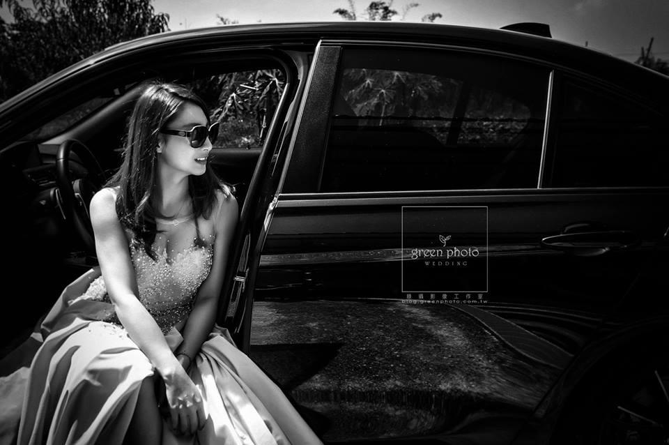 個性婚紗照