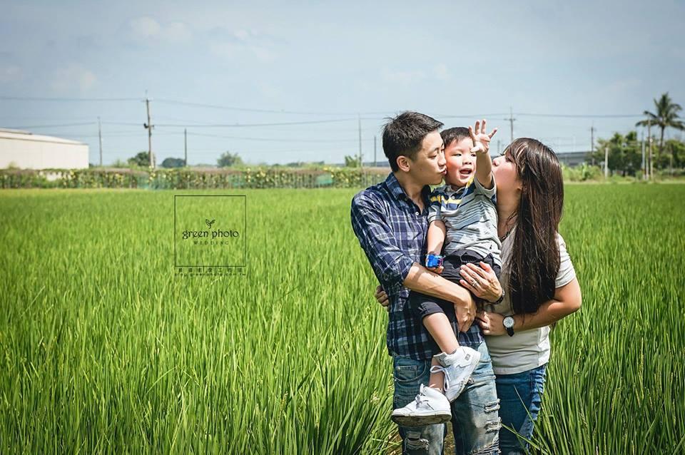 綠攝親子照攝影師的價值