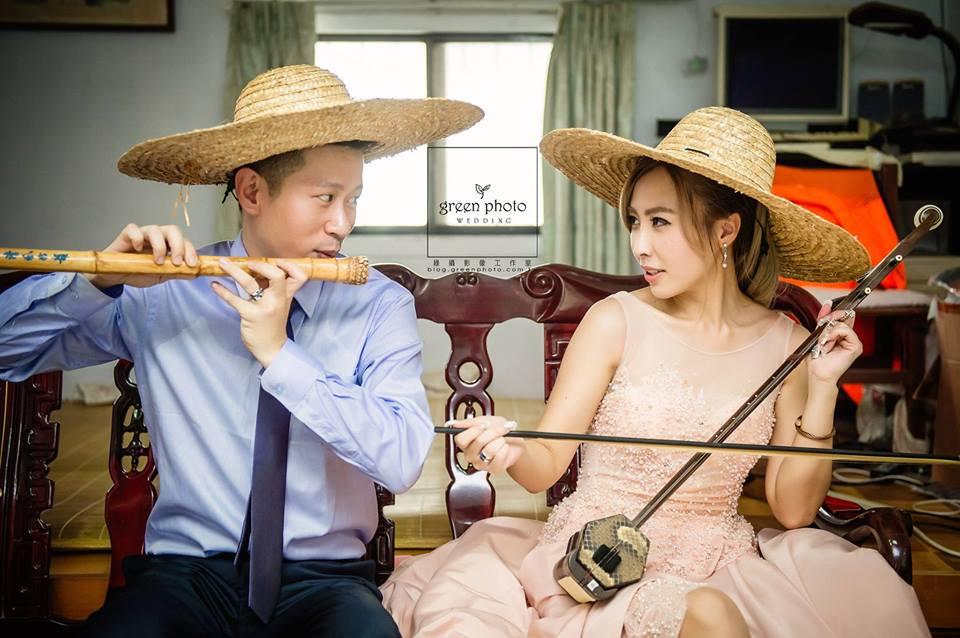 音樂婚紗照