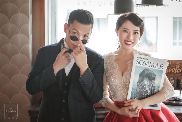 台北婚紗歡樂風格