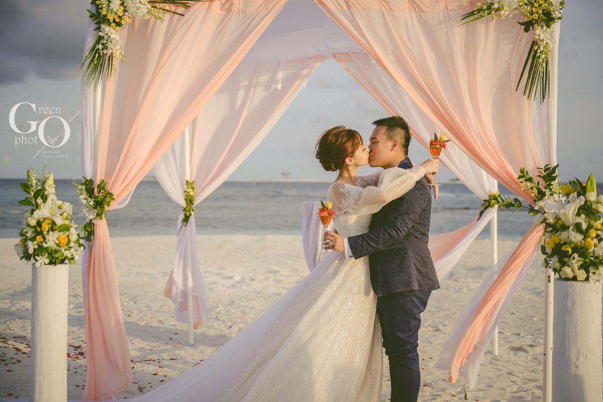 打造電影般的戶外婚禮